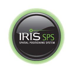 New Release of Virteks Iris Spatial Positioning System Enables Users to Project 360 Degrees Around Large Parts