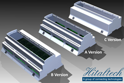 Modulbox XT/XTS DIN Rail mounting enclosure range developed to address the many issues surrounding the selection of standard off the shelf enclosures