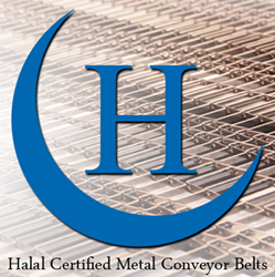 Cambridge Engineered Solutions Is Only U.S. Metal Conveyor Belt Manufacturer to Achieve Halal Certification