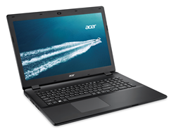 New Acer TravelMate P276 Series Commercial Notebooks: Big Displays, Power Packed