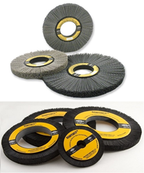 Nylon Abrasive Wheel Brushes: BRM Announces Technical Resources for NamPower Wheels Explains When to Decide on Diamond or Silicon Carbide Abrasives