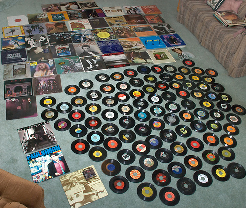 Adam's Record Collection