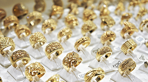 Luxury Gold Ring Designs for Golden Jewelry