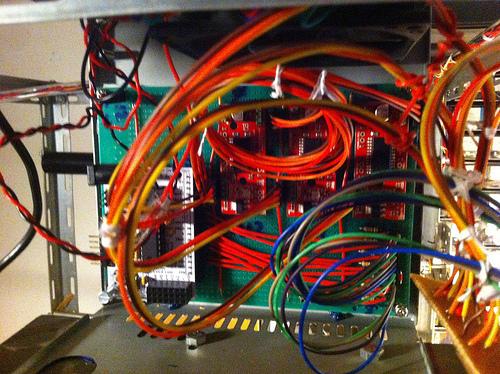 CNC arduino
