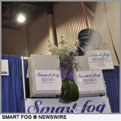 Sensible Fog Inc to Exhibit New Humidifier Models at AHR Expo Jan. 26-28 in Chicago, IL
