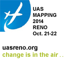 UAS MAPPING 2014 RENO – Early Registration Deadline on September 12