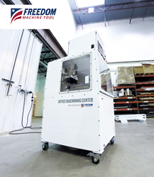Freedom Machine Tool to Exhibit Nowadays with Delcam at the 2014 AOPA National Assembly