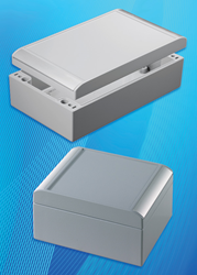 ROLEC Extends aluCASE Diecast Enclosures Variety