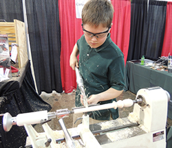 Woodcraft Adds Quality Woodturning Tools from Young Seattle Business