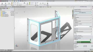 SolidWorks: Automated Style Costing (Sheet Metal and Machined Parts)