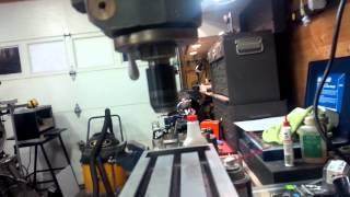 Benchtop Milling Machine BusyBeee B240
