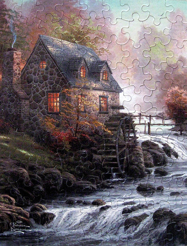 """Cobblestone Mill"" (Discover #261, July 21, 2012)"