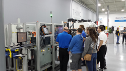Students Learn About CNC Machining Technology and Modern day Manufacturing Profession Opportunities at Okuma America Corporation