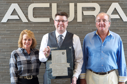Jay Wolfe Acura earns Acura Environmental Leadership Award for Minimizing Its Environmental Influence in time for Earth Day.