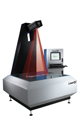 Virtek Expands Supply Chain Supplying Into the Asia Pacific Region for the LaserQC Inspection System