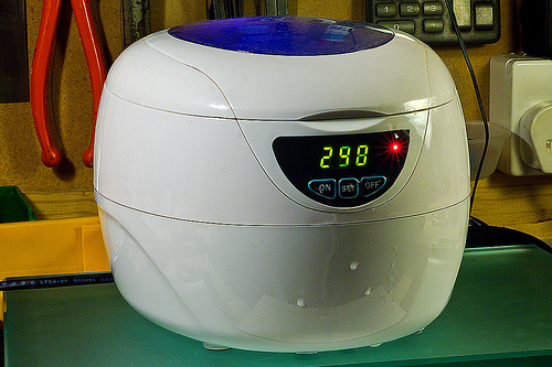 Ultra 6000 Digital Ultrasonic Cleaner