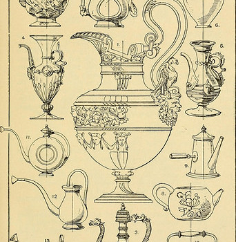 "Image from page 349 of ""Handbook of ornament a grammar of art, industrial and architectural designing in all its branches, for sensible as effectively as theoretical use"" (1900)"
