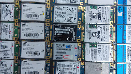 Employed chipsets