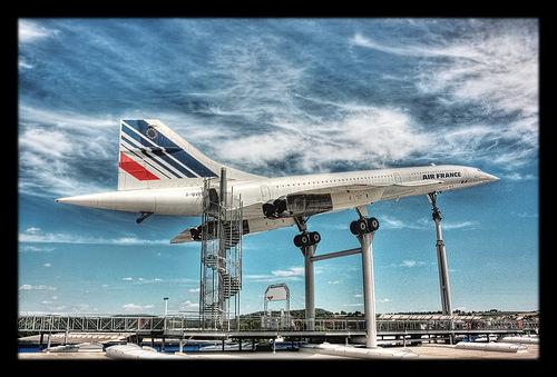 Sinsheim – Technikmuseum Sinsheim – Aérospatiale-BAC Concorde 101-102 Air France F-BVFB 02