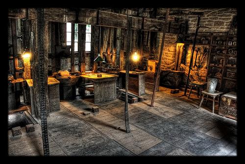 Hagen – Freilichtmuseum Hagen – Messinghammer 01