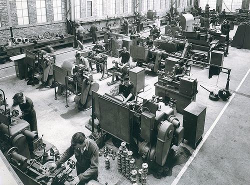 precision parts engineering