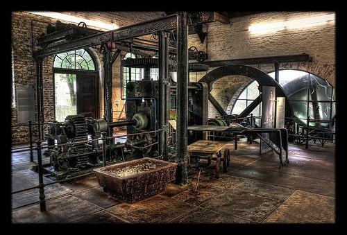 milling engineering