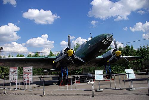 IL-4. Lengthy-range Soviet bomber. 1941.