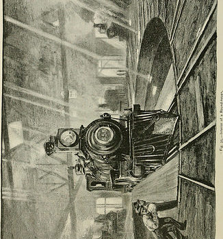 "Image from page 165 of ""The American railway its construction, improvement, management, and appliances"" (1889)"